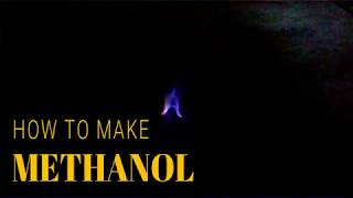 How to make Methanol