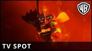 The LEGO Batman Movie - Kick Butt TV Spot - Warner Bros. UK