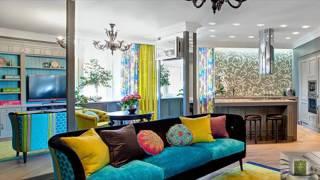 видео Интерьер гостиной - общие рекомендации