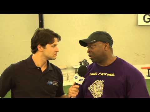 Anthony Jones - Interview