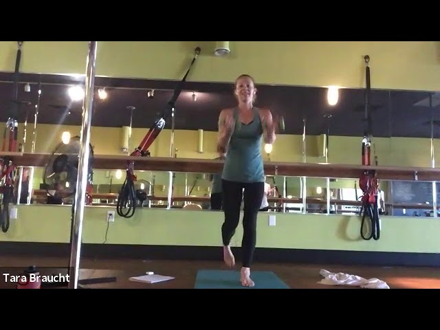 7.1 Cardio Barre with Tara