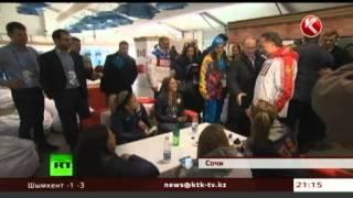видео: Олимпиада в Сочи наделала шума до открытия