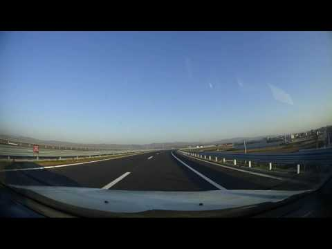 Kosovo Motorway Project - Route 6 / First 20 km Time Lapse