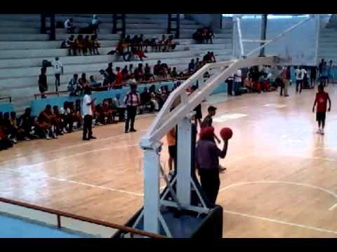 basketball match.guru nanak stadium.ldh