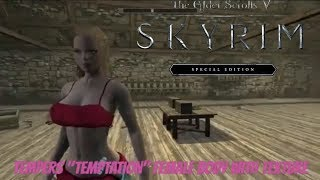 Skyrim SE Xbox One Mods|Tempers `Temptation` Female Body