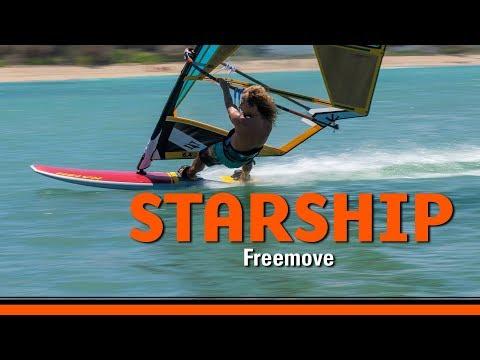 2020 Naish Starship Windsurf Board