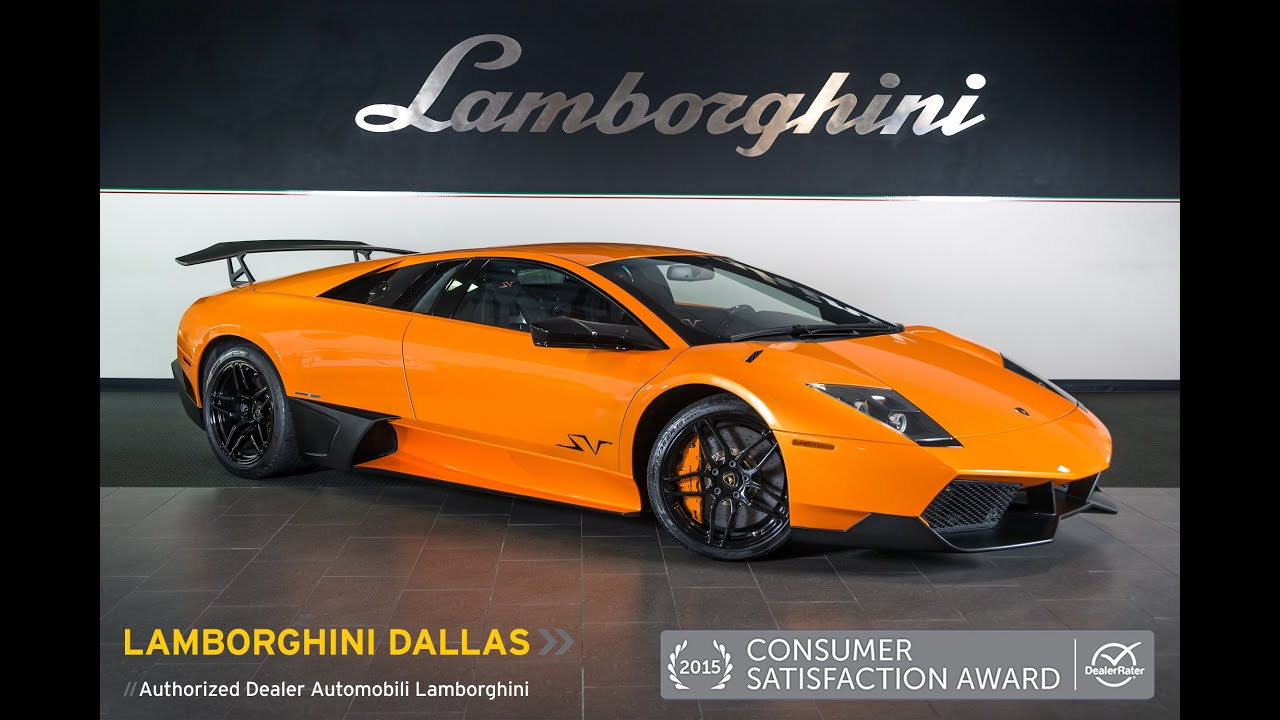 2010 Lamborghini Murcielago Lp 670 4 Sv Arancio Atlas Lc359 Youtube