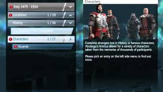 Assassins Creed Identity Using The Codex Guide