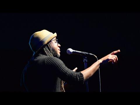 Marcus Amaker poetry - Charleston Music Hall performance