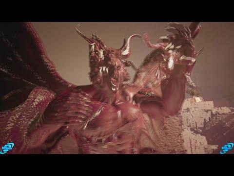 AGONY All Boss Fights & Ending (Satan Final Boss Fight)