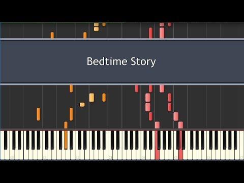 西野カナ「Bedtime Story」(Short Ver.)〈ピアノ〉映画『3D彼女 リアルガール』主題歌