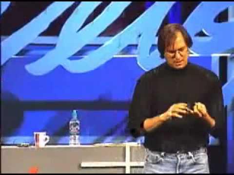 Steve Jobs - WWDC 1997 - (2/5)