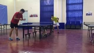Настольный теннис Казахстан
