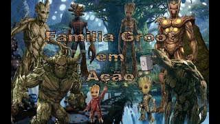Monster Adventures #76 Familia Groot