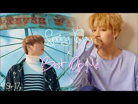 BTS - Spring Day x Best Of Me (MASHUP)
