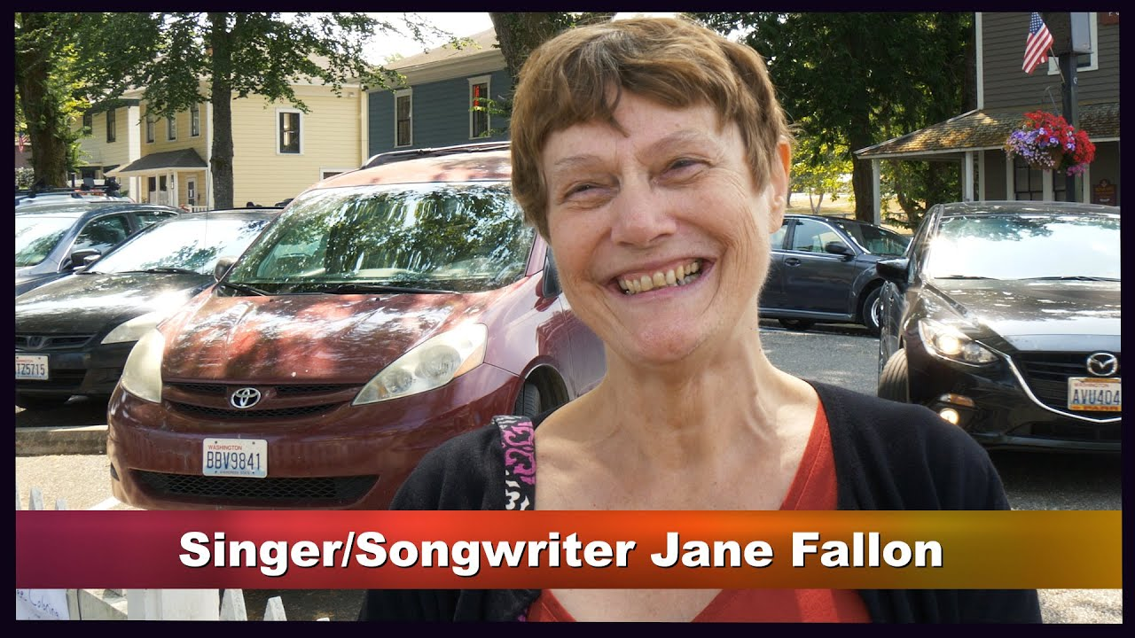 Folk Singer & Songwriter Jane Fallon