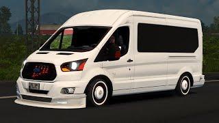 [ETS2 v1.35] Ford Transit