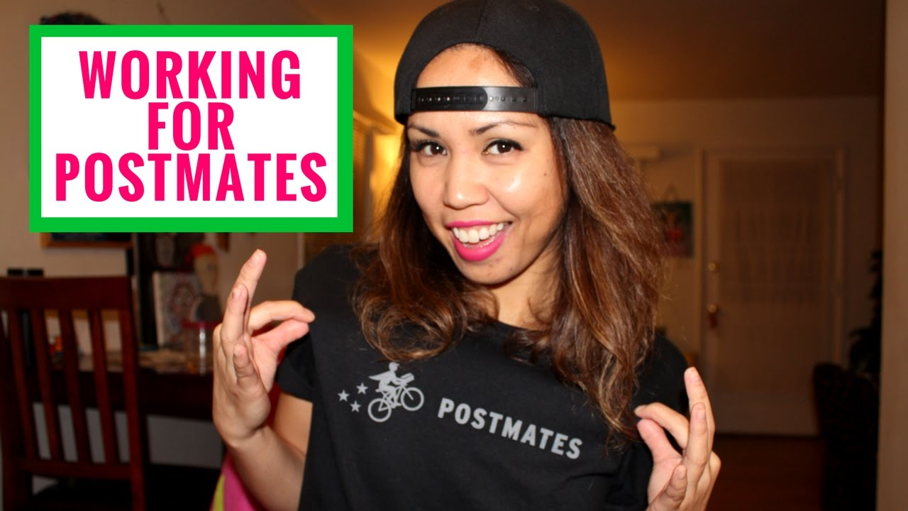 POSTMATES REVIEW and Working for Postmates - Is Postmates Worth It? | Vlog  074