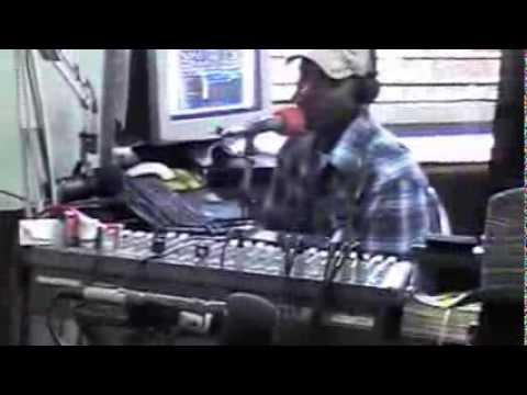 TurtleMan &  Ras Indio @ Positive Vibes Radio Belize City