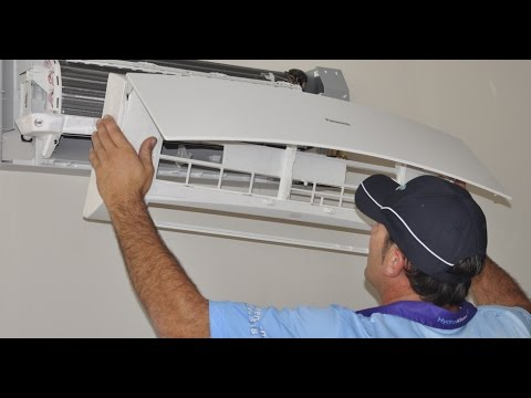Learn How To Clean An Air Conditioner Servicing Ac