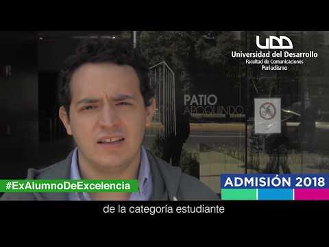 Matías Sánchez: Profesor y Alumni UDD