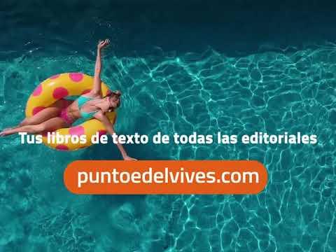 Todos Tus Libros De Texto De Todas Las Editoriales En Puntoedelvives.com