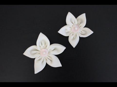 handmade flower DIY