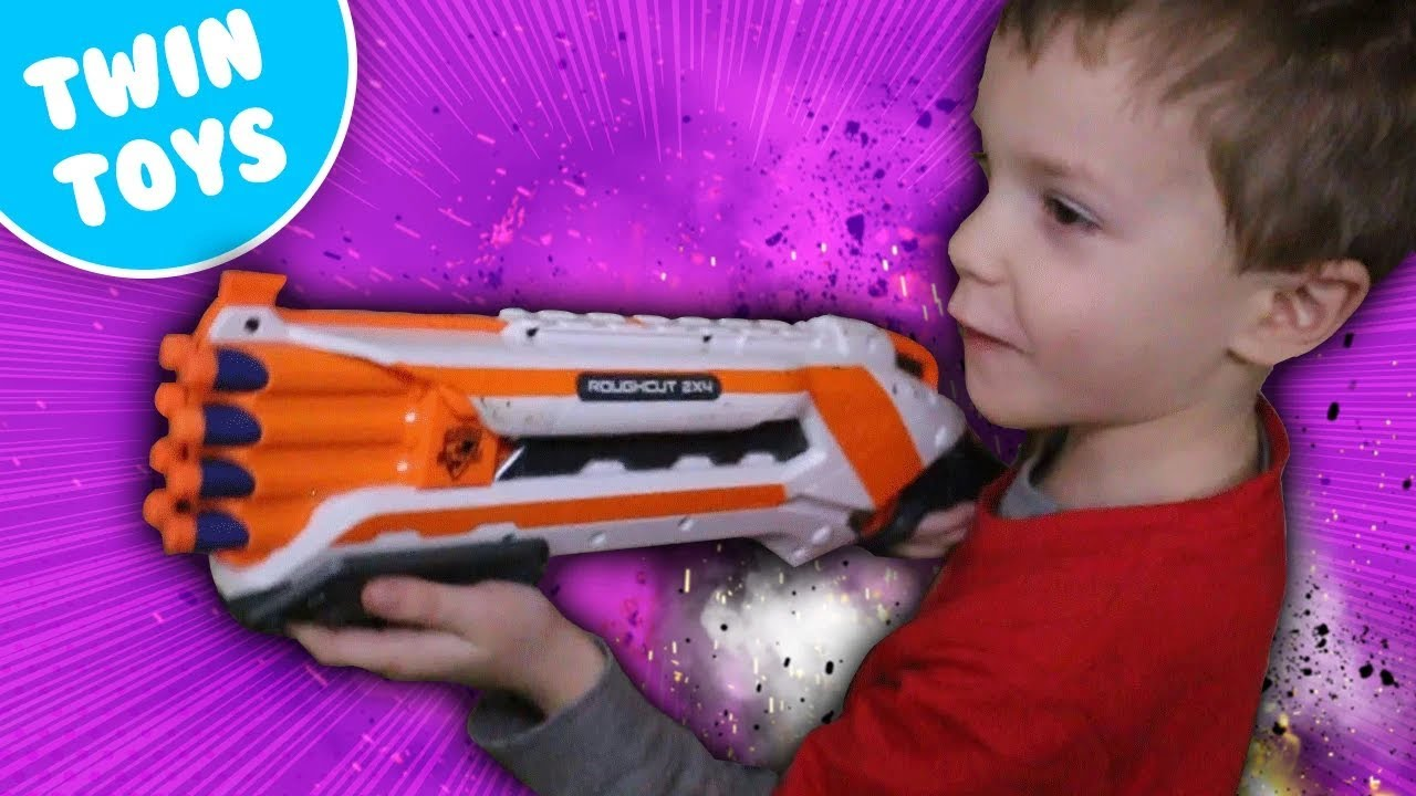 how to make a nerf war fort