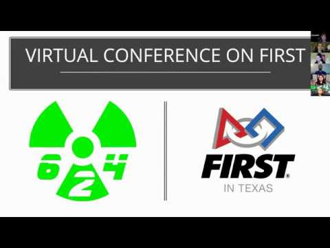 April 18 CRyptonite and FIRST in Texas Virtual Conference