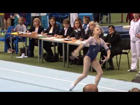 Elizaveta Kochetkova (RUS), EF FX Voronin Cup 2016