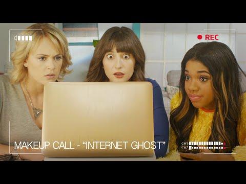 The Internet Ghost- Ep. 2 / Makeup Call feat. Teala Dunn and Allison Raskin