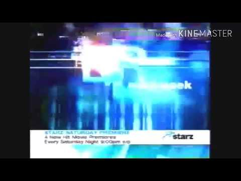 Starz Saturday Premiere (2005-2008) Promo: Grindhouse Presents: Planet Terror (2007)