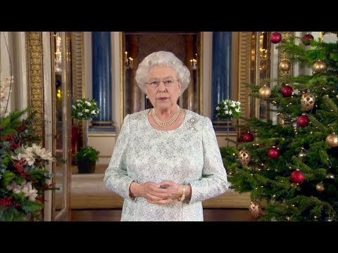 Queen's Christmas message