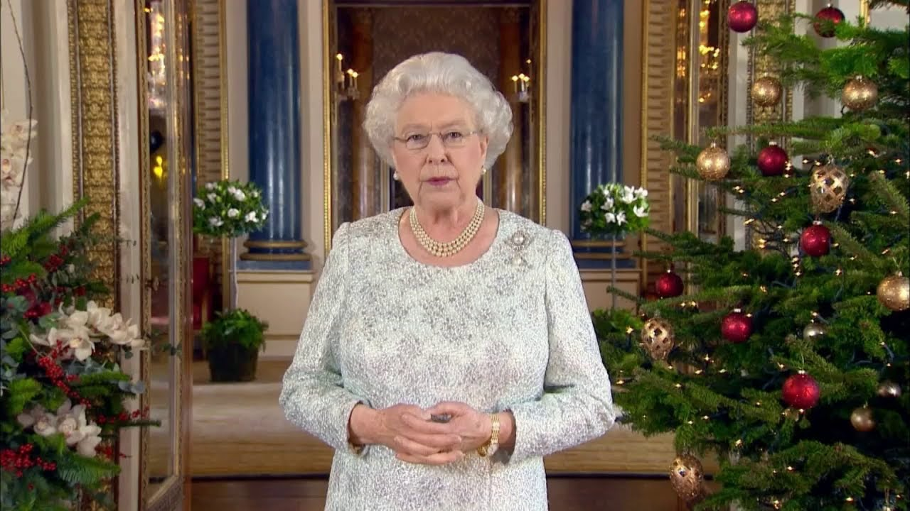 Image result for the queen christmas message