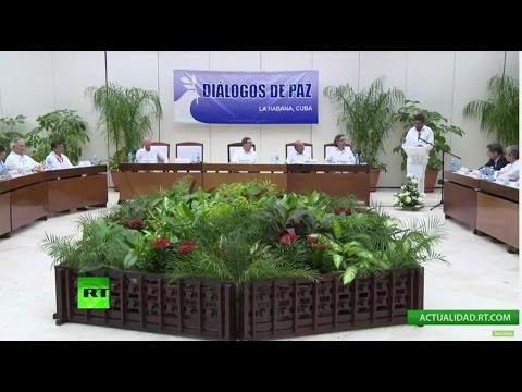El Gobierno de Colombia y las FARC concluyen la histórica negociación de paz