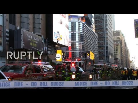 LIVE: NYPD responds to reports of an explosion in New York