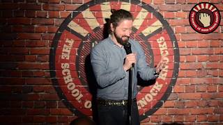 Adrian Richards - School of Hard Knock Knocks - Learn stand-up comedy in Melbourne