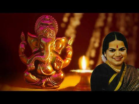 Carnatic Vocal - Vathapi Ganapathim - Golden Greats - Dr. M. L. Vasanthakumari