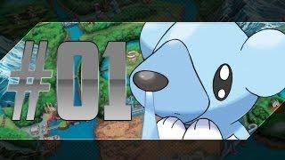 pokemon white cubchoo solo run episode 1 cubchoo