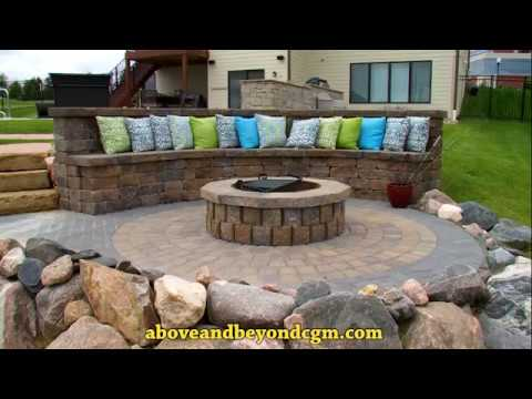 Omaha Landscaping Company Above and Beyond Complete Grounds Maintenance Commercial