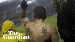 Beitar Jerusalem fans: 'Here we are, we're the most racist football team in the country'