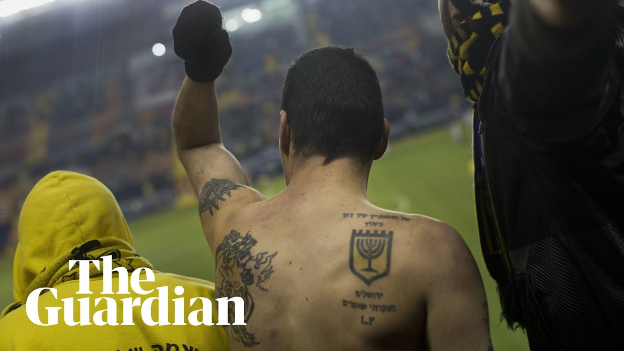 Beitar Jerusalem fans: 'Here we are, we're the most racist football team in the country