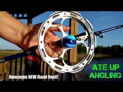 NEW Fishing Hand Reel | YoYo Style