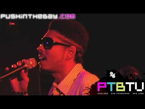 Humpty Hump duces Shock G  I GOT 5 ON IT Remix, LIVE PERFORMANCE  PTBTV Exclusive!