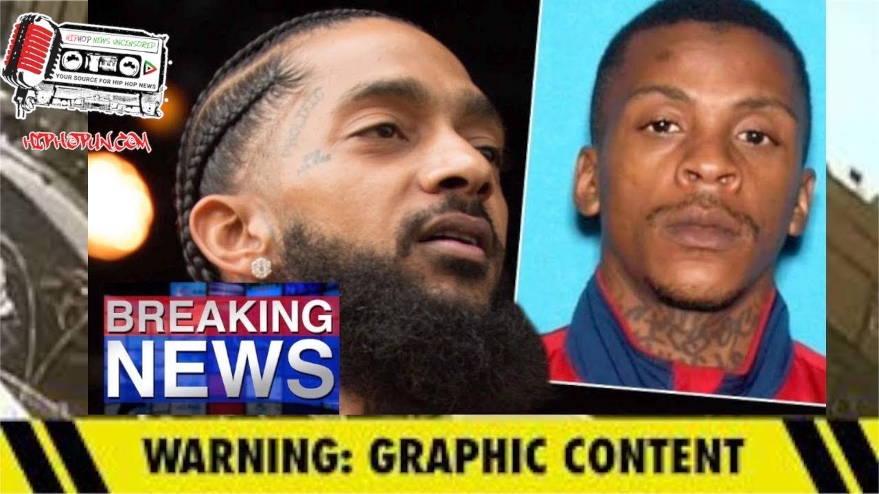 BREAKING: Nipsey's Team Addresses This Video Of Nipsey Allegedly Hugging  Eric Holder!!