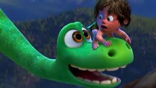 Мультик Good Dinosaur full trailer 2015 (Хороший динозавр) | HD трейлер английский | Disney Pixar