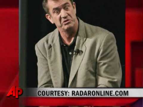 Recording of Mel Gibson's Alleged Racist Rant