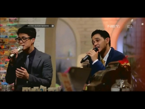Yovie & Nuno - Tak Setampan Romeo (Live At Music Everywhere) **