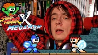 Street Fighter x Mega Man - Первые Впечатления
