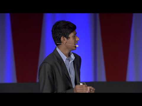 The power of youth through innovation & entrepreneurship: Neil Jain at TEDxUNPlaza